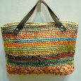 編みのかばん