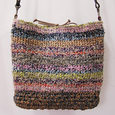 編みかばん