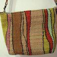 つづれ織りのミニバッグ