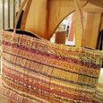 模様織りかばん ヨコ柄 1