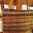模様織りかばん ヨコ柄 2の反対側