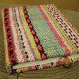 模様織りノート
