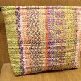 模様織りポーチ