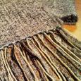 織り体験 マフラー